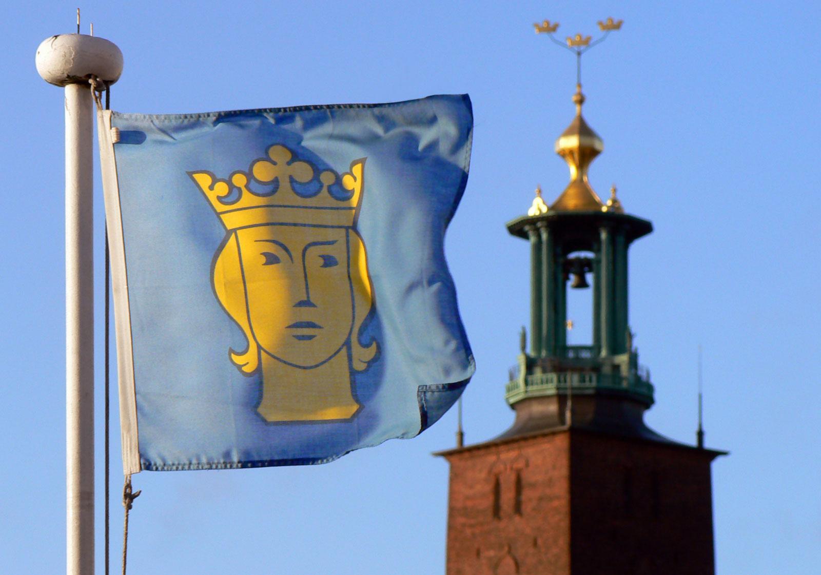 Välkommen till Stockholm!
